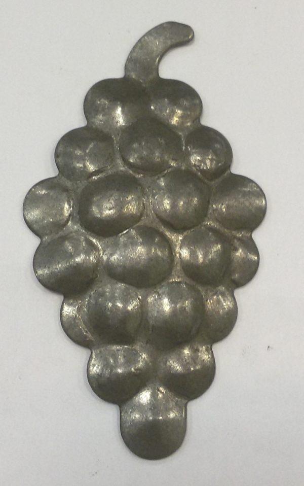 Кованый виноградный лист Арт. 3912Т