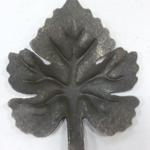 Кованый виноградный лист Арт. 101Д
