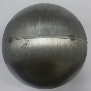 Шар штампованный металлический Арт. 02.100