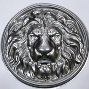 Арт. Голова Льва 20.10