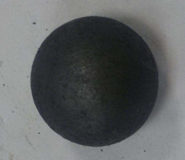 Шар штампованный металлический