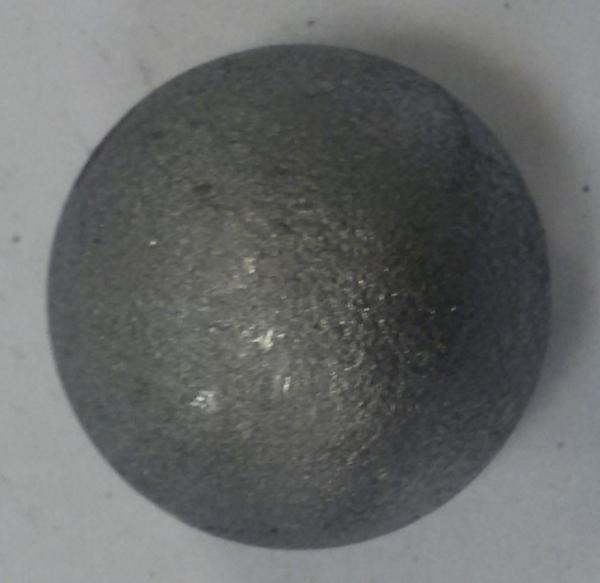 Шар штампованный металлический Арт. 03.20.1