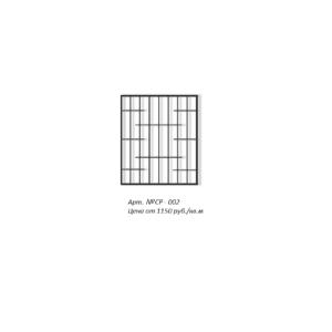 Сварная решетка 002