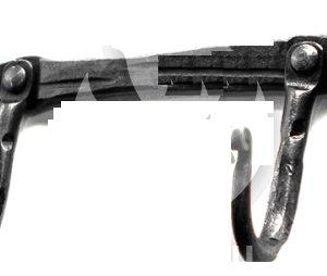 Кованая вешалка ручной работы HC-420