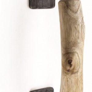 Кованая ручка ручной работы НС-139