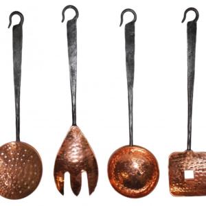 Набор кованных кухонных принадлежностей  НС-785