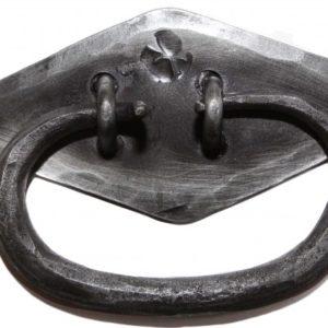 Ручка мебельная ручной работы кованая MS-34