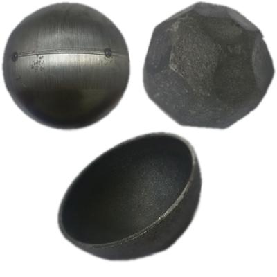 Сферы, шары, полусферы