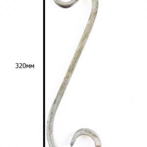 Волюта симметричная ( Арт. BC3210 )