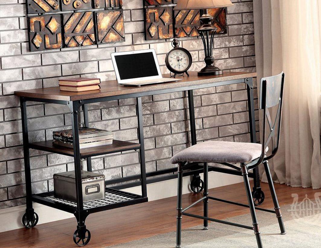 лофт письменный стол