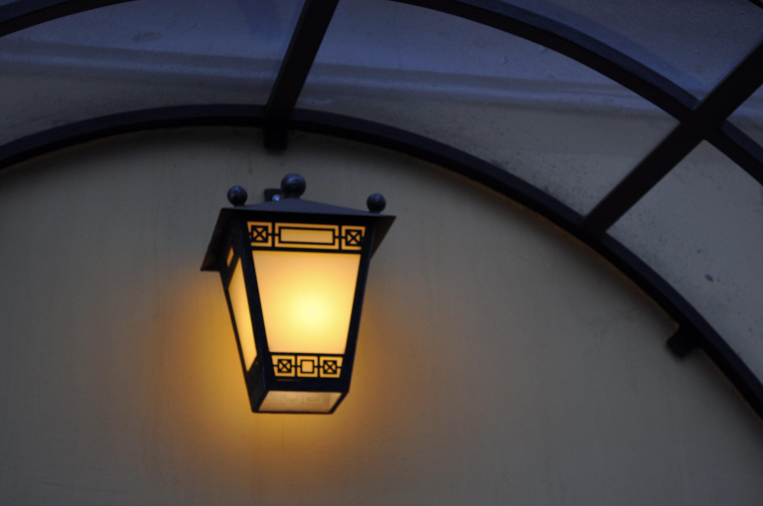 купить кованые фонари в спб