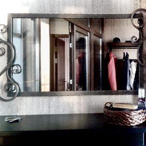 Зеркало кованое (арт. MIR14)