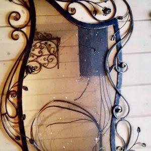 Зеркало кованое (арт. MIR12)