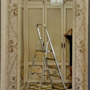 Зеркало кованое (арт. MIR11)