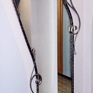 Зеркало кованое (арт. MIR08)