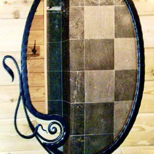 Зеркало кованое (арт. MIR06)