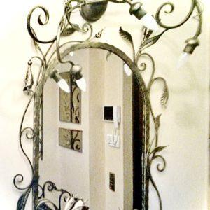 Зеркало кованое (арт. MIR05)