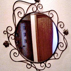 Зеркало кованое (арт. MIR04)