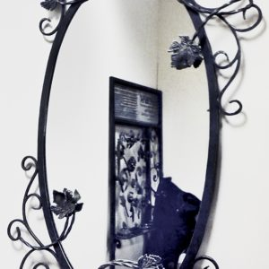 Зеркало кованое (арт. MIR01)